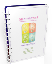 Get Organized Wizard Life MakeOver Journal